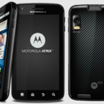 Motorola Atrix 4G without accessories