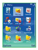 ATM app on Symbian